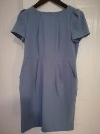 Brand New Marks and Spencer Blue Denim Dress