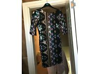 Topshop, River Island, Zara, Next, Boohoo, Warehouse and more, woman's dresses sizes 10 and 12