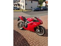 2009 Ducati 1198s - Beautiful condition - Full WSBK 70mm Termi system + Loads of carbon fibre!!
