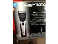 Wahl academy clipper perfect condition