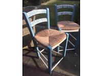 Chairs, decorative