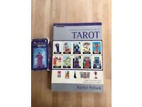 Tarot deck and book