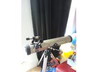 Telescope Reflector Luminova
