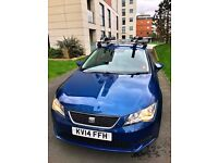 SEAT Leon 1.6 TDI SE DSG Automatic 5dr (start/stop), 16/03/2018 MOT, Bike Racks,Full History,2 Keys
