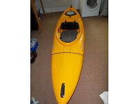 Dagger Approach 9.0 (Hybrid) Recreational Kayak - Excellent Condition - with Accessories - £285