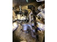 focus st 225 turbo with manifold 70k