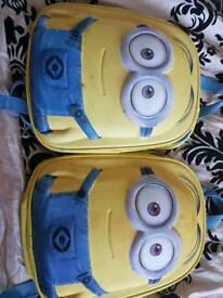 Minion back pack