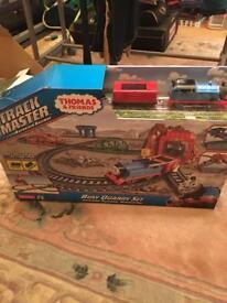 Track master Busy Quarry Set