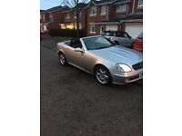 Great Slk, Low mileage, Perfect wheels