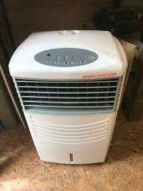 Blyss air cooler 11l fan with remote control