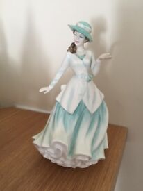 Royal doulton doll