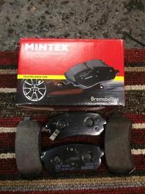 Hyundai I10/I20 rear brake pads