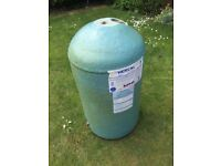 Hot water cylinder 900x 450 suitable for open vented systems