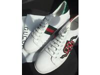 Gucci Ace Sneakers, Classics in white, brand new - £150