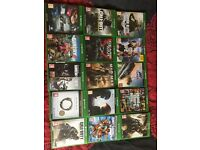 Large bundle Xbox one games sniper elite 4, UFC 2,forza 3, swap other Xbox one or PS4 games