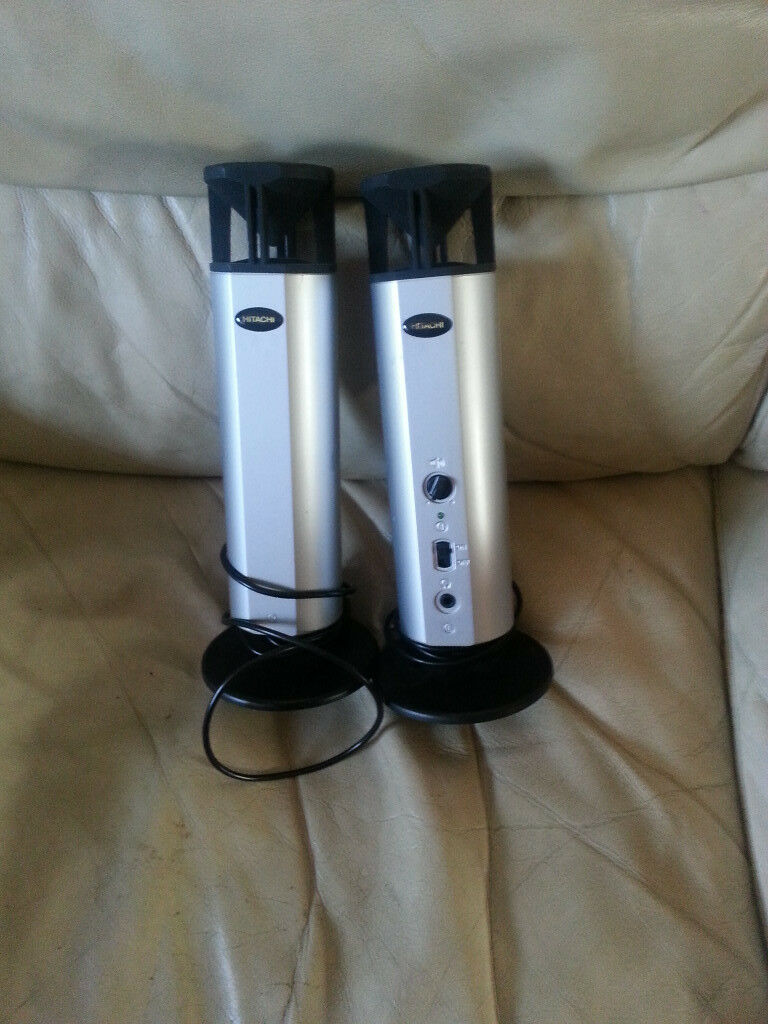 Hitachi laptop speakers.