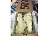 YEEZY 500 SUPERMOON YELLOW NEW RARE AUTHENTIC FROM GOAT