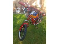 """2 x 16"""" Raleigh bikes. VGC. Fully working. Suitable 3-6 years"""