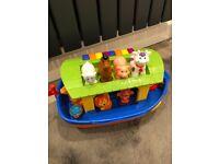 Noah's ark toy musical
