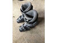 Lowa SC100 Ladies Ski Boots - Size 8