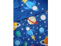 SOLAR SYSTEM SINGLE DUVET SET