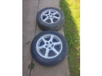 alloy wheels for Subaru Impreza , 6JX15 ET:55 , pcd 5x110