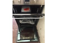 Hotpoint Double Intergrated Electric Oven New and Unused