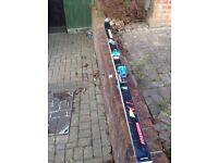 Rossignol Skis 2 metre