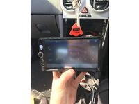 Bluetooth touchscreen stereo