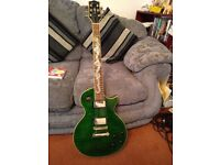 jay turser set neck les paul copy,trades welcome.