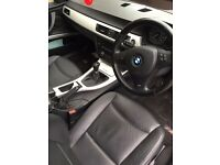 Silver BMW 3 Series Touring