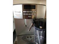 Delonghi Magnifica Pronto Cappuccino coffee machine