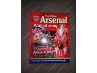 The Official Arsenal Annual 2005