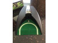 Golf Putt Return Machine - Battery Operated