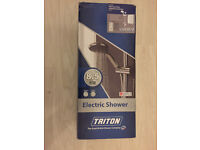 Triton Electric Shower - white