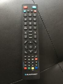 Blaupunkt Tv Remote