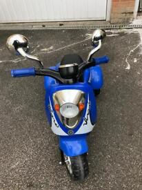Kids electric bike 6v £40 ono