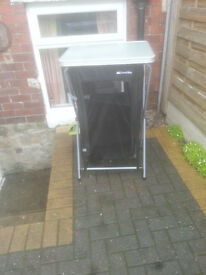 for sale camping Kitchen as new but no bag £20