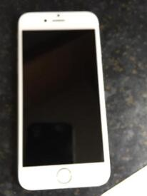 iPhone 6s 16gb silver unlocked excellent
