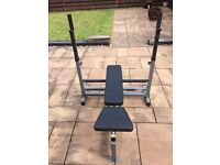 Body-Solid Adjustable Weight Bench