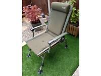 Carp zone fishing chair