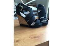 Mixture of size 3 ladies shoes