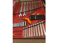 Snap On tools bundle