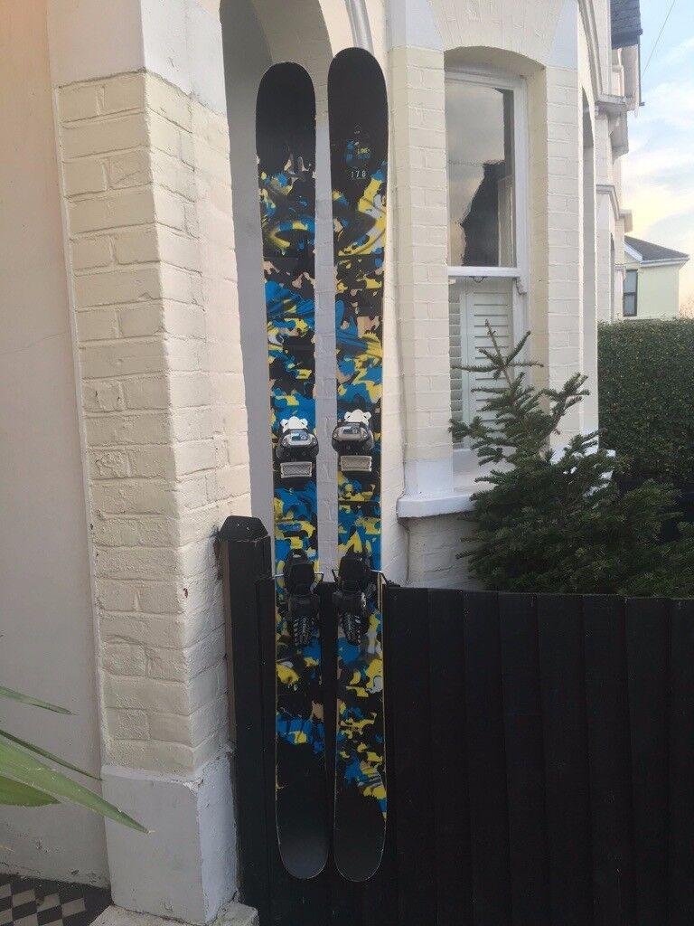 Line Blend Skis 178 - Marker Griffon 13 Bindings  f069e884298d