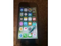 IPhone 5 Black Smartphone locked on EE- 32GB, no charger