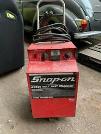 Snap on booster / charger spares or repairs