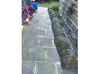 Yorkshire Stone Toppings Coping Stones