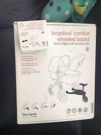 Bugaboo buggy bord NEW
