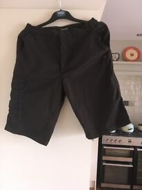 Craghopper kiwi shorts long in brown