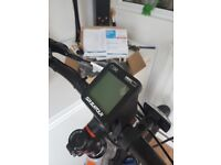 CARERRA VULCAN ELECTRIC BICYCLE brannd new illness forces sale cost 1250 in halfords £750